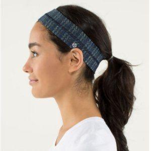 Lululemon Fly Away Tamer Headband Ziggy Wee Inkwel